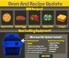 100 Food Truck Books VR Oven And Recipe Update Is LIVE