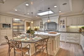 transitional pendant lighting kitchen style with recessed