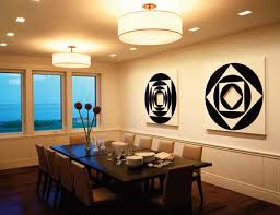 New Dining Room Ceiling Lights Modern For Tremendous Lighting Briliant Idea