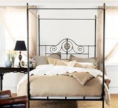 In The Bedroom Cast by Time To Brighten The Bedroom With A Charles P Rogers Canopy Bed
