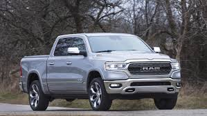2019 Ram 1500 Pickup Gets The Jump On Chevy Silverado And GMC Sierra ...