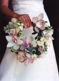 Unique Wedding Bouquet Handles Contemporary Bridal bouquet