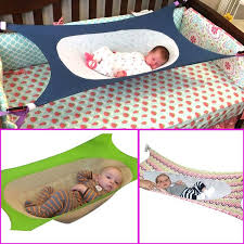 New European Style Baby Crib Hammock Dismountable Portable Infants