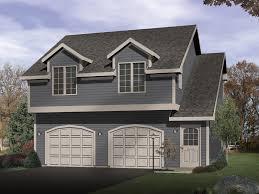 Brock Apartment Garage Plan 059D 7514