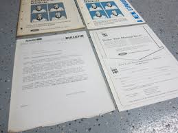 1971 Ford Truck Heavy Duty Parts Identification Manual & Supplement ... Piedmont Ford Truck Sales Dealership In Greensboro Nc F250 Heavyduty Bumpers From Fab Fours Tech And Howto Rv Use Parts For Super Duty Brakes Ask The Auto Medium Heavy Repair Green Bay Wi Dorsch Lincoln Kia Trailer Suspension Ft 361391 Wwwjustpartscomau 1993 L9000 Tpi Used Phoenix Just Van 32109 Ford Water Pumps Cooling Tires Wheels Sale By Arthur Trovei United Secaucus Nj