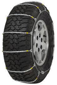 255/65-17 255/65R17 COBRA Jr Cable Tire Chains Snow Traction SUV ...
