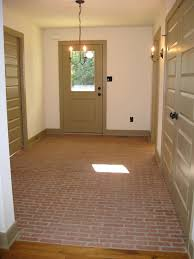 entryways and hallways inglenook brick tiles thin brick