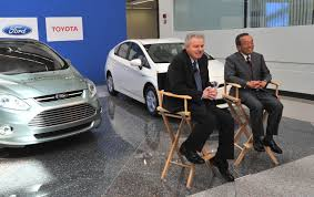 Why Ford And Toyota Will Jointly Develop Hybrid Truck Technology ...