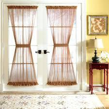 Front Door Sidelight Curtain Rods front door side curtains front door sidelight curtain rods panels