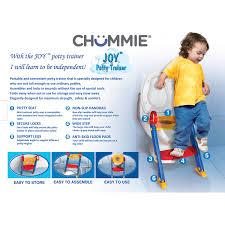 Frog Potty Seat With Step by Chummie Joy Potty Training Ladder Step Up Seat Walmart Com
