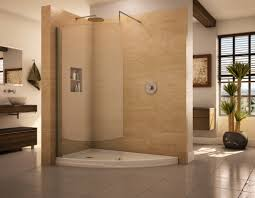 shower top how to install a walk in shower on a concrete floor