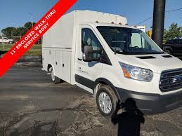 New 2019 Ford Transit Cutaway Truck For Sale Lyons, IL | VIN ...
