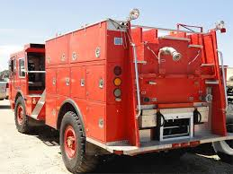 1987 Amertek 2500L Fire Truck For Sale, 25,900 Miles | Lamar, CO ...