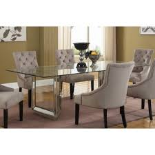 silver kitchen dining tables you ll love wayfair