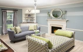 Living Room Paint Combination Options 3