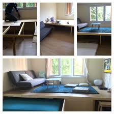 lit bureau conforama nett lit sous estrade haus design