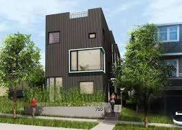 100 Row Houses Architecture HyBrid 4Star Houses