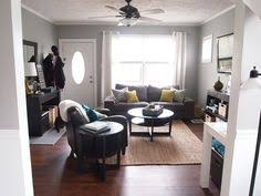 Love How They Created A Little Entry Way Area Near The Door With Table And