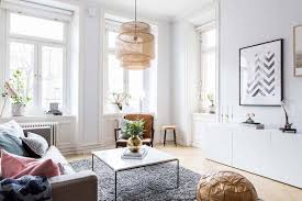 100 Scandinavian Apartments Bright And Airy Twobedroom Apartment Interior