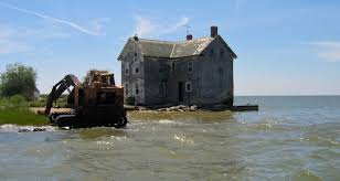 the slow sad end of the last house on a sinking island news