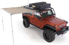 Smittybilt 2784 Overlander Tent Awning 8.2FT X 6.5FT | Quadratec Car Side Awning X Roof Rack Tents Shades Camping Awnings Chrissmith Rhinorack Sunseeker 8ft Outfitters Sunseekerfoxwing Eco Bracket Kit Jeep Wrangler 2dr 32122 Build Complete The Road Chose Me Sharpwrax The Premium Roof Rack Garvin 44090 Adventure Arb For 0717 Tuff Stuff 200d Shelter Room With Pvc Floor Smittybilt Offers Perfect Camping Solution Jk Expedition Modded Jeeps Lets See Em Page 67 Buyers Guide
