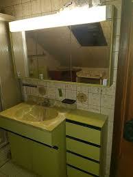 badmöbel vintage badezimmer schrank retro set in hessen