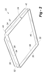 Drop Ceiling Air Vent Deflector by Patent Us6745518 Air Vent Deflector Insert Google Patents