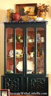 China Cabinet Tops Black With Wallpaper Inside Kitchen Cabinets Ikea