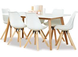 Turin Dining Table Dima Chairs X 6