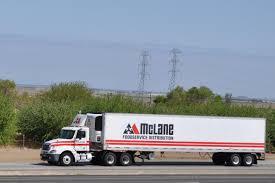 100 Mclane Trucking Roadside California I5 Rest Area Pt 10
