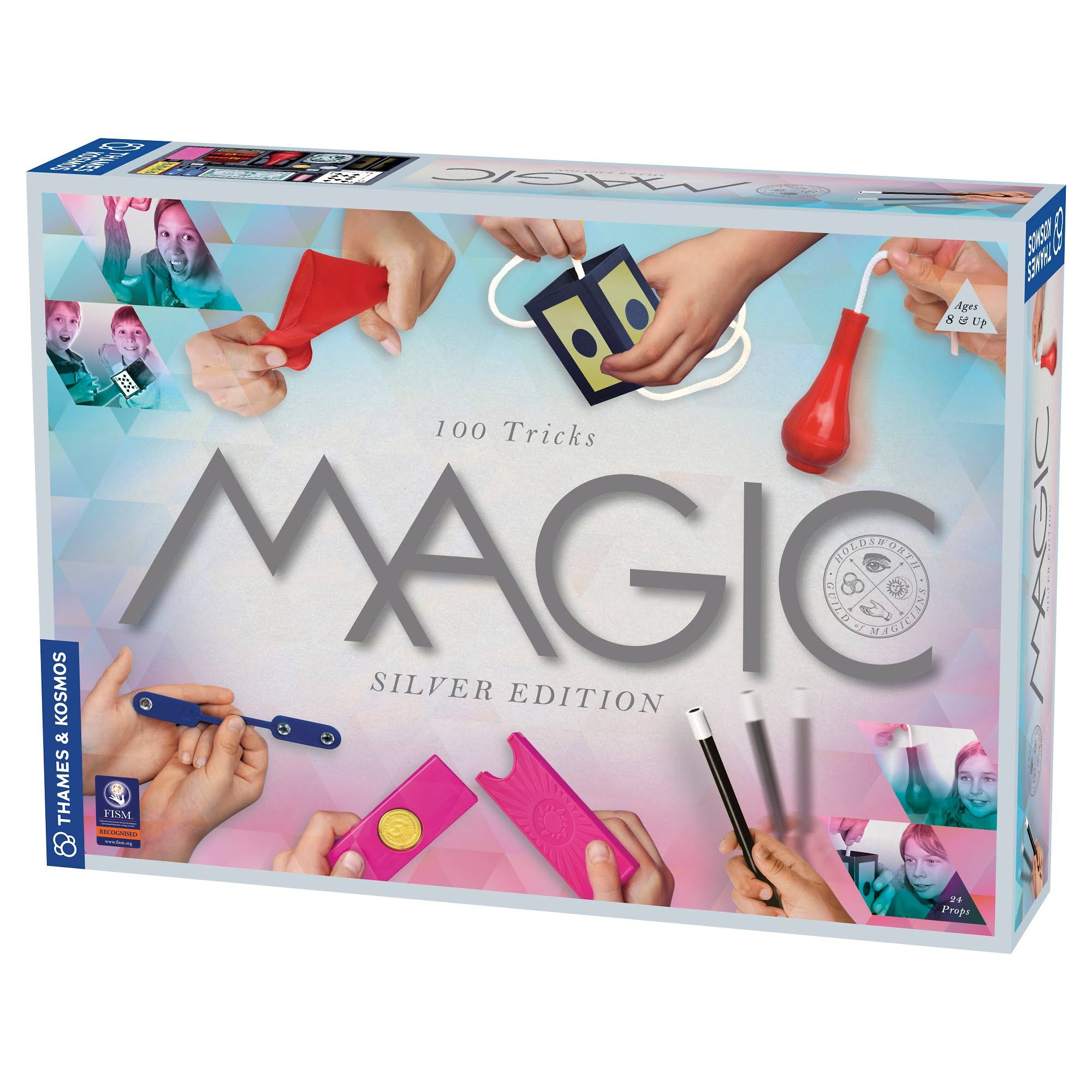 Thames & Kosmos Magic Silver Edition Playset