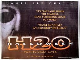 Halloween H2o Cast by Halloween H20 U003cp U003e U003ci U003e Teaser Advance Version U003c I U003e U003c P