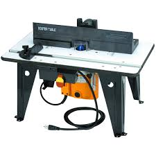 Harbor Freight Electric Tile Cutter by Benchtop Router Table With 1 3 4 Hp Router Router Table