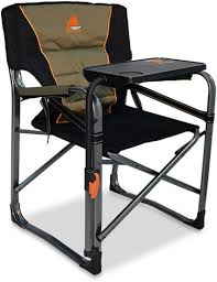 Gecko Directors Chair W/table | Snowys Outdoors Directors Chairs With Folding Side Table Youtube Mings Mark Stylish Camping Brown Full Back Chair Costway Compact Alinum Cup Deluxe Tall Director W And Holder Side Table Cooler Old Man Emu Adventure 4x4 With Black 156743 Rv Outdoor Meerkat Bushtec Heavy Duty Marquee Alinium Home Portable Pnic Set Double Chairumbrellatable Blue Shop Outsunny Steel Camp