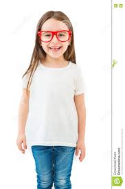 adorable small in a white t shirt stock photo image 71803923