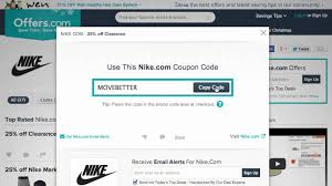 Nike Promo Code by Nike Code 2014 Saving Money With Offers