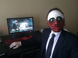 Payday 2 Halloween Masks Disappear by I Reached Full Immersion With Payday 2 Paydaytheheist
