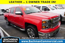 100 Used Work Trucks For Sale By Owner PreOwned 2015 Chevrolet Silverado 1500 LTZ Crew Cab Pickup In