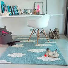 tapis chambre enfant garcon tapis enfant nuages