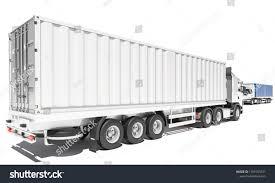 100 Directions For Trucks Cargo Container Opposite 3 D Stock Illustration