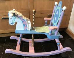 Levels Of Discovery Rock A Buddies Royal Kid's Rocking Chair Horse