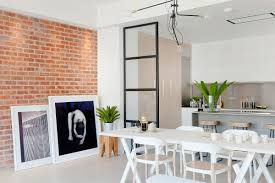 100 Brick Loft Apartments NYC Style Penthouse With Walls Takes Shape In London