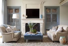 two sofa living room design cherry hills transitional living room