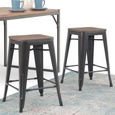 Bar Stools – Simpli Home Millennium Porter Counter Height Xback Upholstered Swivel Barstool Weston Home Ohana Chair Black Oak Set Of 2 Winners Only Daphne 78 Solid Birch Ding Table Saddle Seat Bar Stool In Cherry With 24 Inch Room Cayden Dark Gray Fabric Coaster Sofie 120519 By How To Choose The Right Heights For Your Kitchen Shop And Sets Wolf Fniture Stanton Value City Round With Microsuede Comfy Pier One Stools Making Remarkable Sale Fnitures Prices Brands Review In
