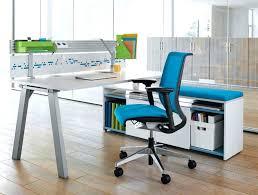 desk chairs modern office task chair blue ergonomic chairs