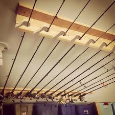 best 25 fishing rod rack ideas on pinterest fishing storage