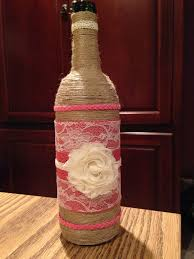 Decorative Wine Bottles Crafts by 433 Best Glass Images On Pinterest Decorated Bottles Crafts And