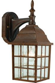 artesian bronze outdoor patio porch exterior light fixture