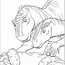 Free Jurassic World Coloring Pages At GetDrawingscom Free For