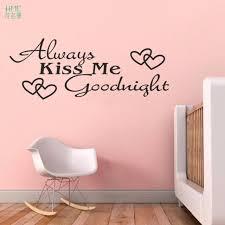 baise aux bureaux creative toujours baiser me amour anglais proverbes stickers